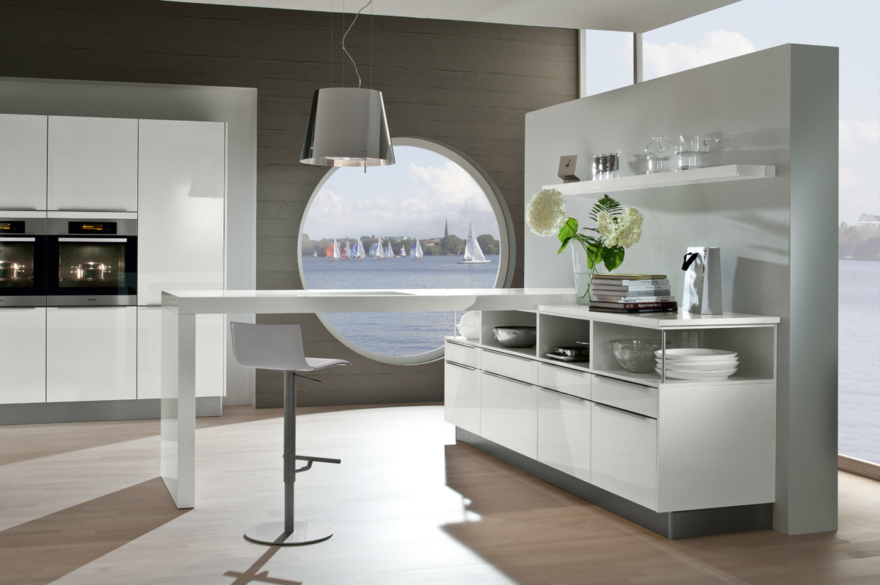 Moderne Keukens Friesland : Zinn Kitchens Flora Indiana