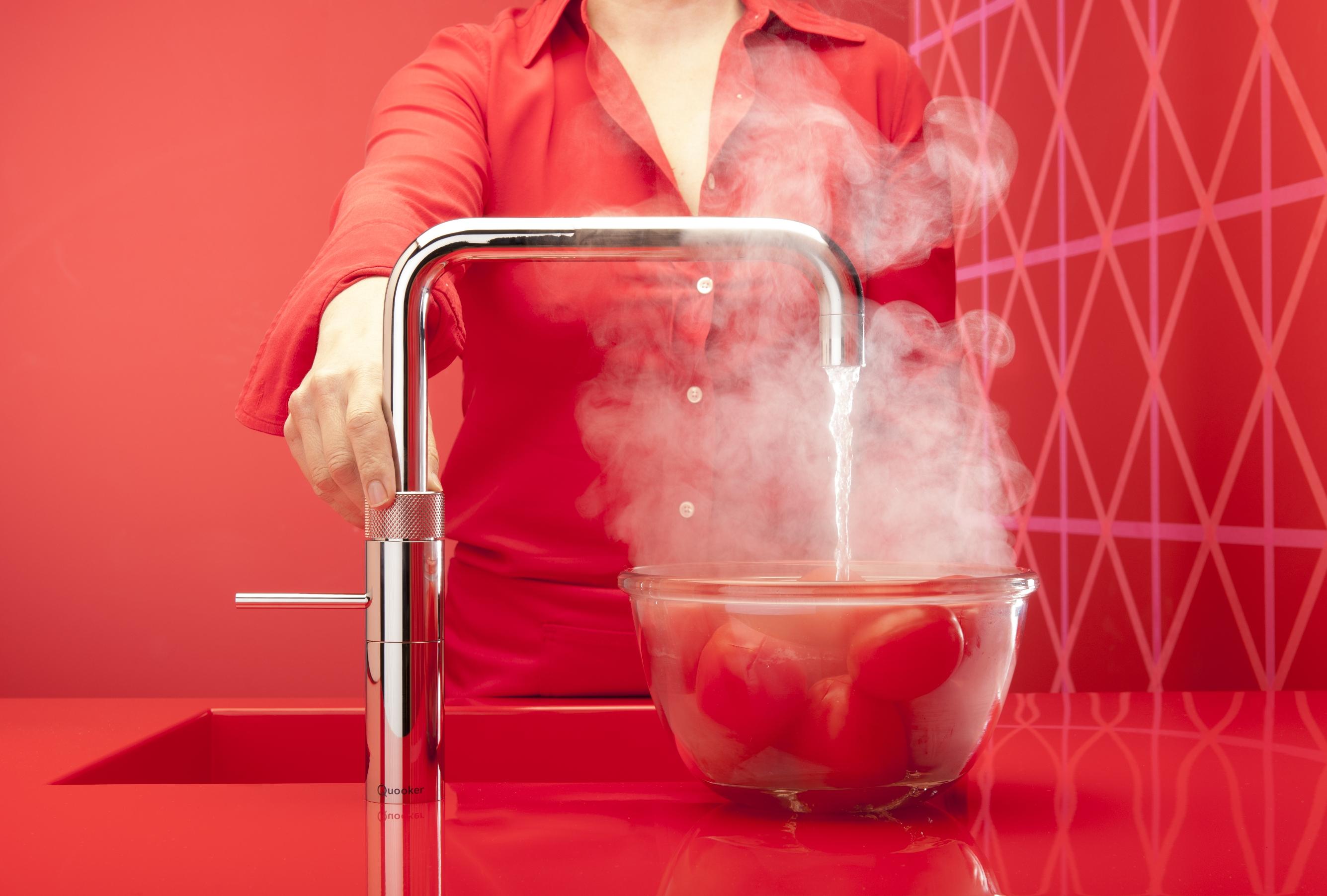 Keuken Met Gratis Quooker : Quooker Tap Water Boiling