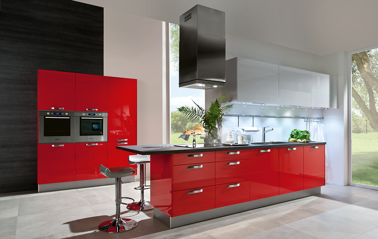 Keuken Drachten Quooker : Red Urban Kitchen