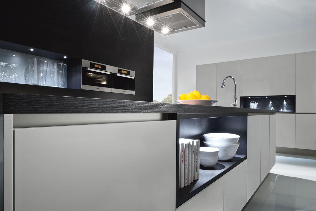 Keuken Drachten Quooker : Grey Kitchen Showroom