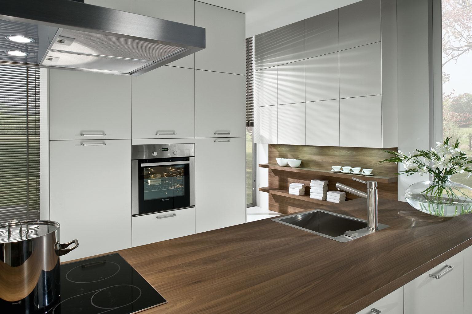 Moderne Keukens Friesland : Moderne keukens vindt u in Friesland bij ...