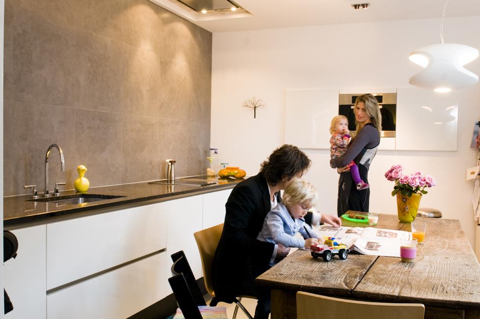 Keuken Greeploos Hoogglans : Systemat keuken greeploos hoogglans